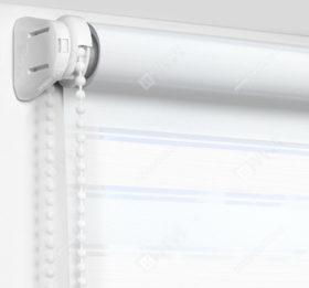 Рулонные шторы Мини - Гэлакси белый